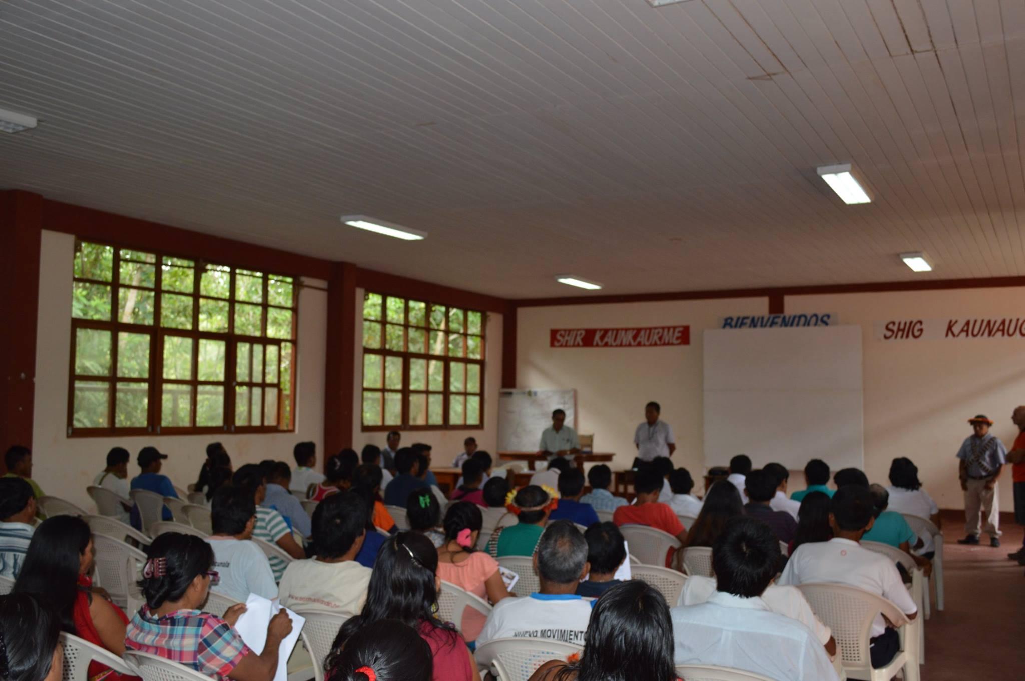 Nación Wampís y Pueblo Awajún exigimos al Poder Judicial ratificar sentencia por incumplimiento de Consulta Previa en Lote 116