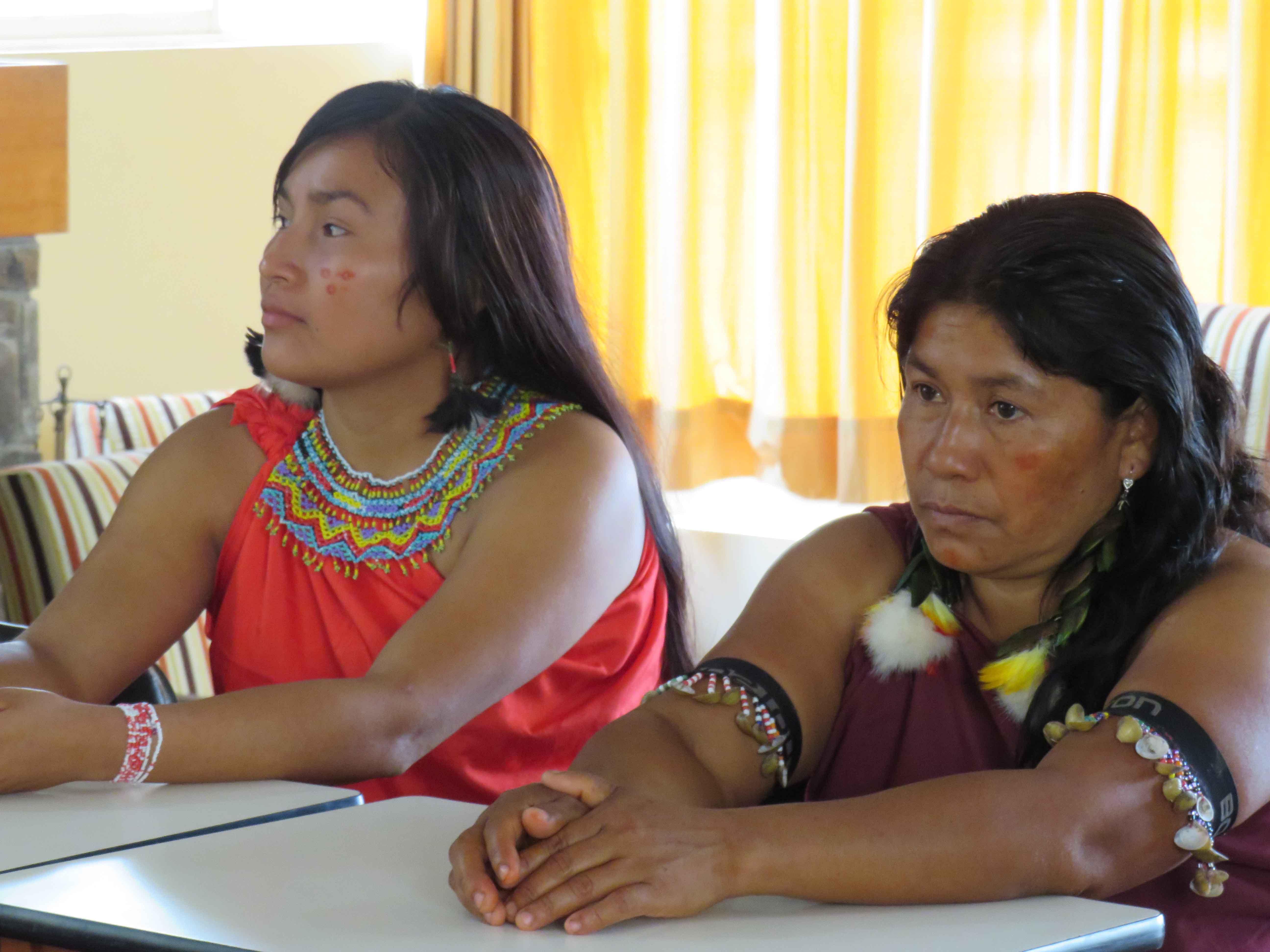 GTANW realizó con éxito el taller de Mujeres Wampis frente al cambio climático