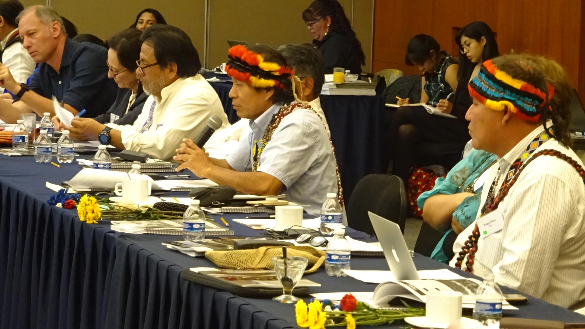 GTANW participa en evento internacional de autonomías indígenas del mundo