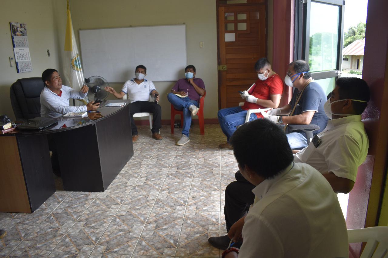 Rio Santiago: alcalde se niega a presentar el balance de actividades del periodo 2019-2020